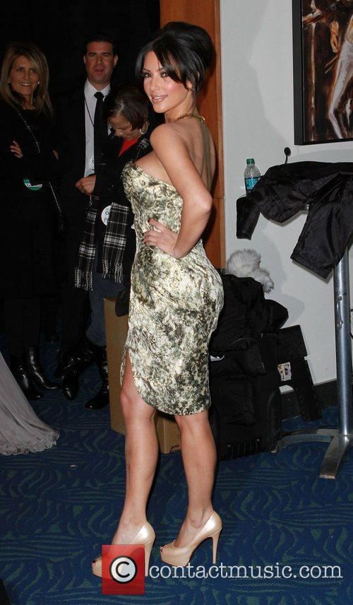 Kim Kardashian, People's Choice Awards