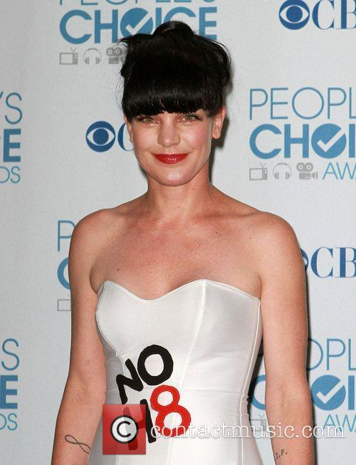 Pauley Perrette 2011 People's Choice Awards held at...
