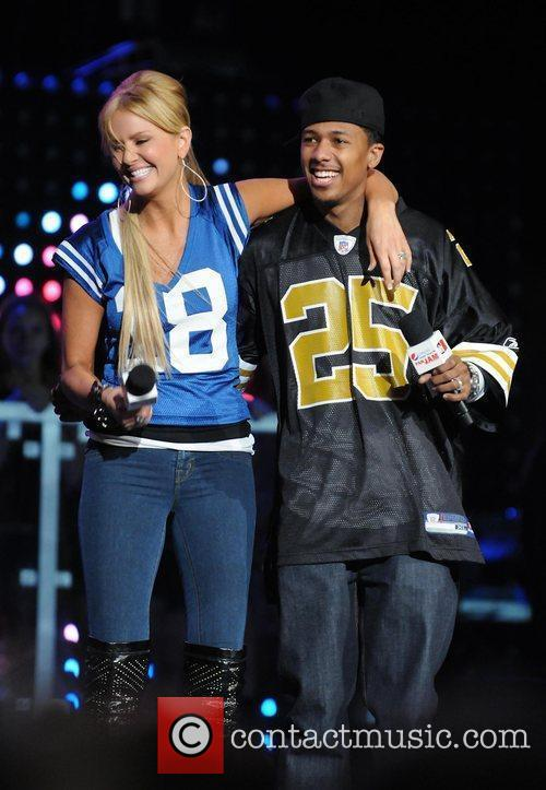 The Pepsi Super Bowl Fan Jam featuring presented...