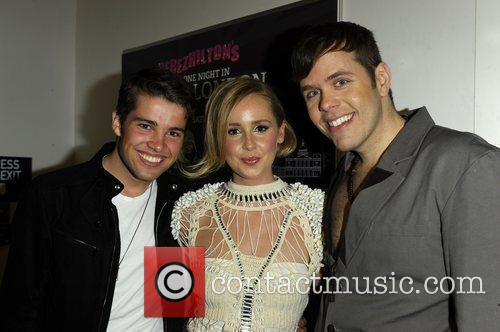 Joe Mcelderry and Diana Vickers 7