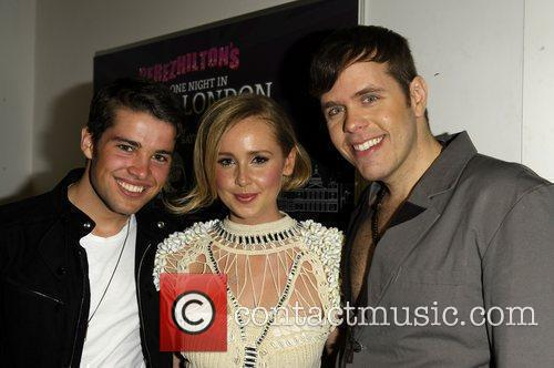 Joe Mcelderry and Diana Vickers 6