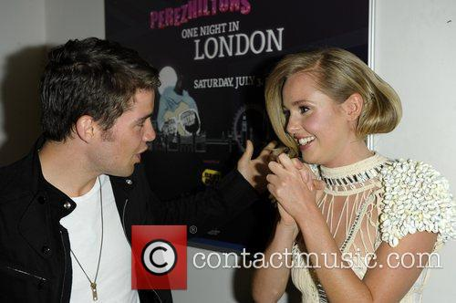 Joe Mcelderry and Diana Vickers 8