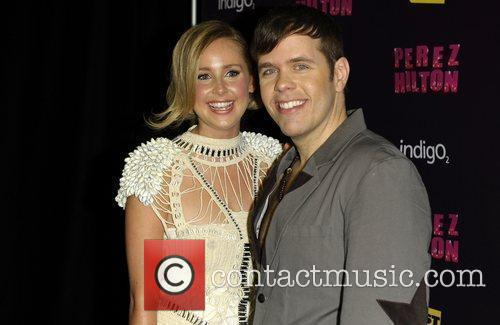 Perez Hilton and Diana Vickers 5