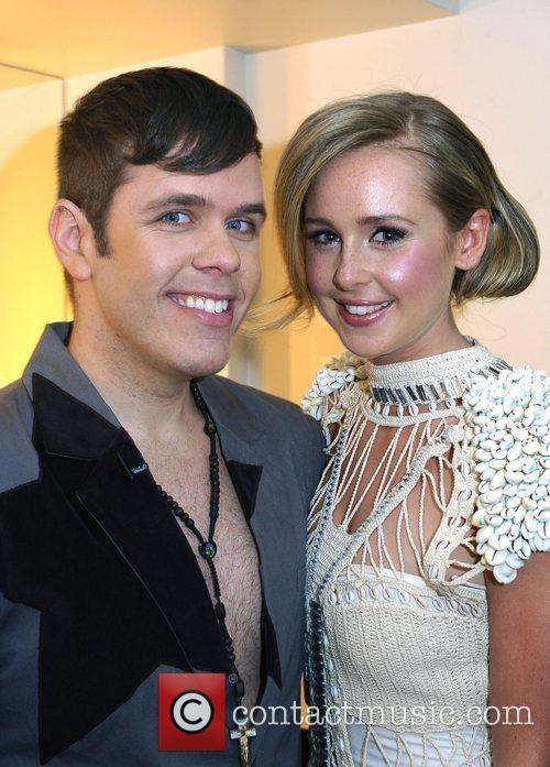 Perez Hilton and Diana Vickers 8