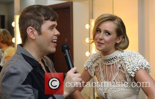 Perez Hilton and Diana Vickers 1