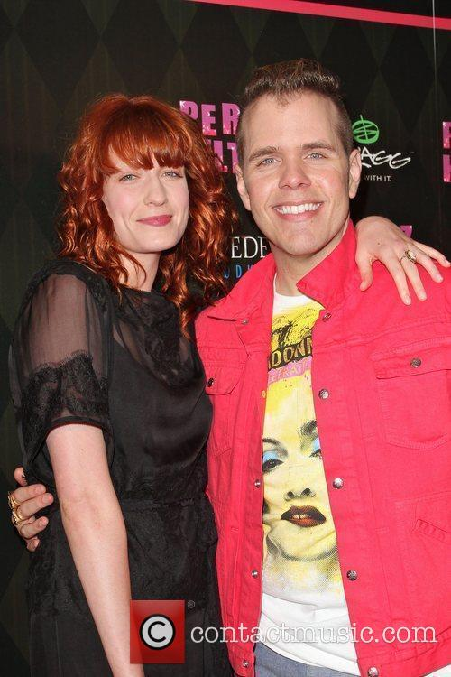 Perez Hilton, Florence and the Machine and Florence Welch 1