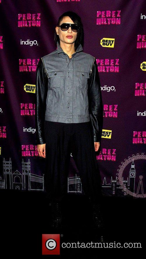 Perez Hilton's 'One Night Only' at Indigo O2