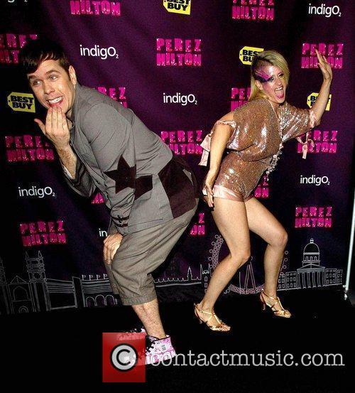 Peaches and Perez Hilton 8