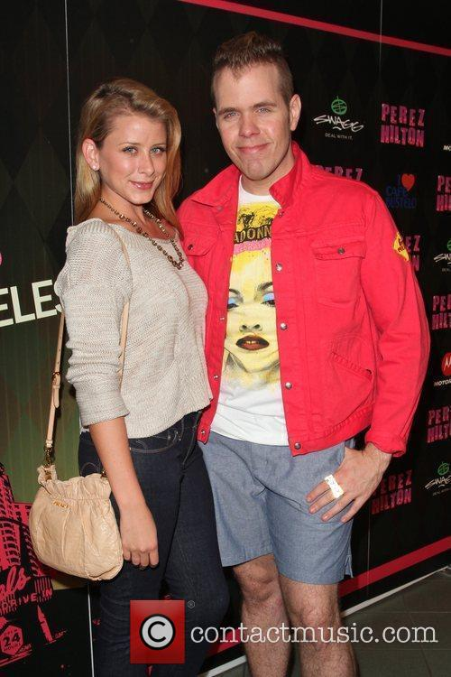 Perez Hilton and Lo Bosworth Perez Hilton's 'One...