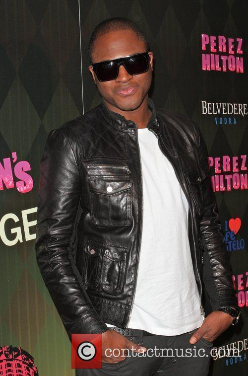 Taio Cruz Perez Hilton's 'One Night in LA'...