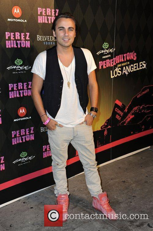 Hamilton Perez Hilton's 'One Night in LA' on...