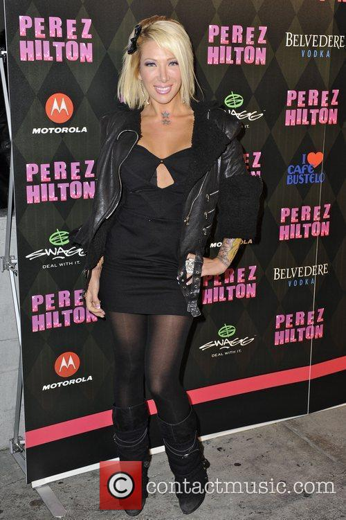 Daisy Delahoya Perez Hilton's 'One Night in LA'...