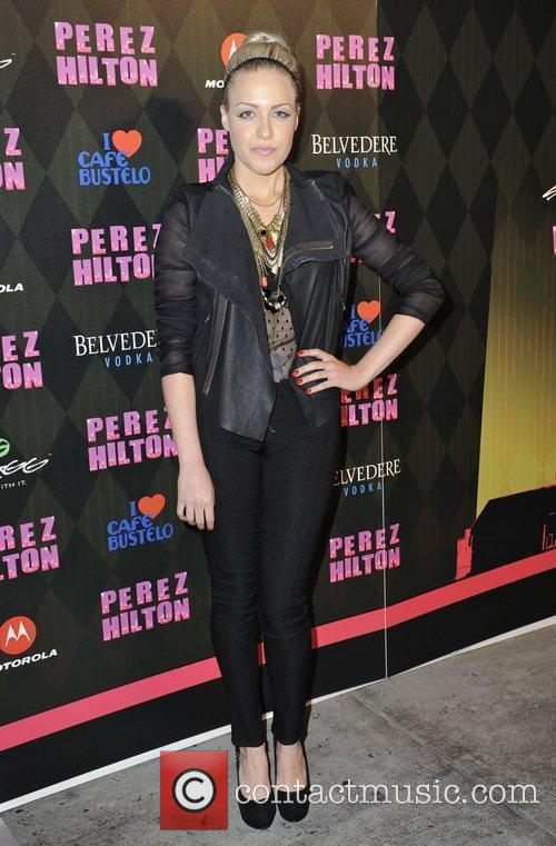 Jessie Malakouti Perez Hilton's 'One Night in LA'...