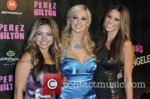 Belle Box Perez Hilton's 'One Night in LA'...