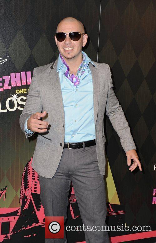 Pitball Perez Hilton's 'One Night in LA' on...