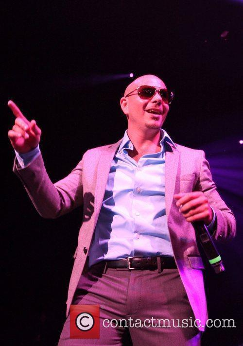 Pitbull and Perez Hilton 7