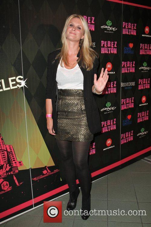 Bonnie Somerville Perez Hilton's 'One Night in LA'...