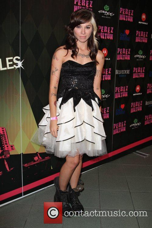 Christina Perry Perez Hilton's 'One Night in LA'...