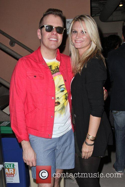 Perez Hilton and Bonnie Somerville Perez Hilton's 'One...
