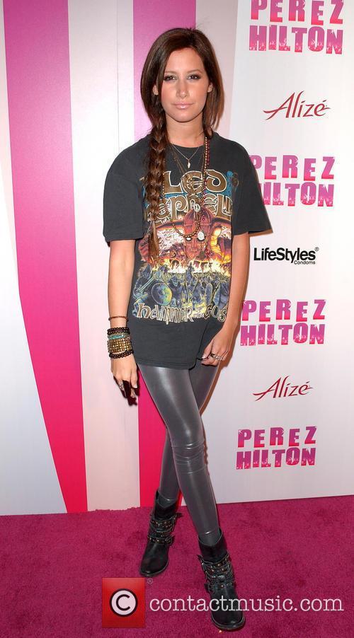 Ashley Tisdale Perez Hilton's 'Carn-Evil' Theatrical Freak and...