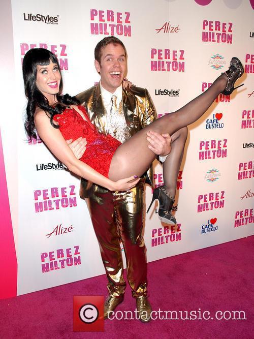 Katy Perry and Perez Hilton Perez Hilton's 'Carn-Evil'...