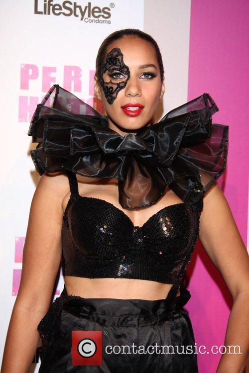 Leona Lewis Perez Hilton's 'Carn-Evil' Theatrical Freak and...
