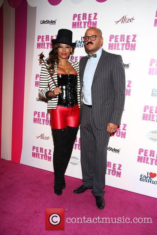 Melanie Brown, aka Mel B, and Stephen Belafonte...