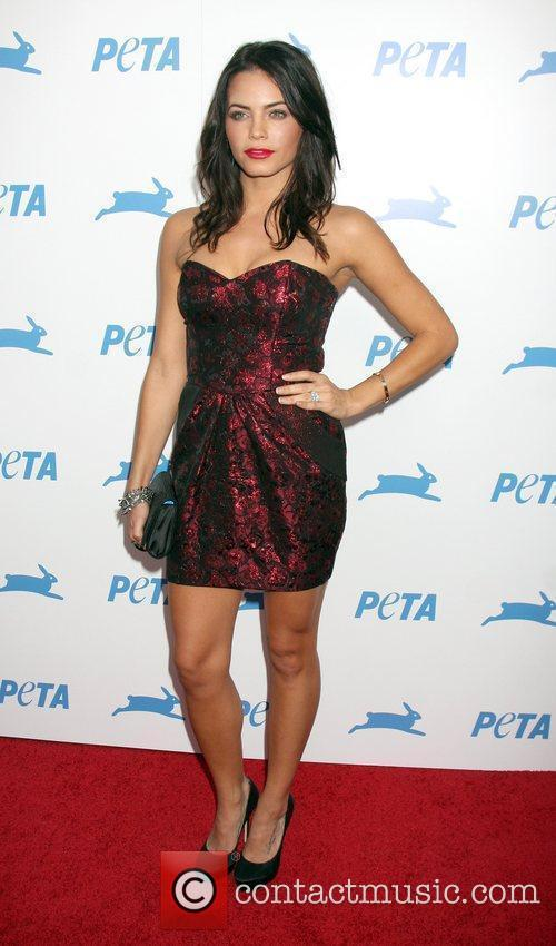 Jenna Dewan and Palladium 4