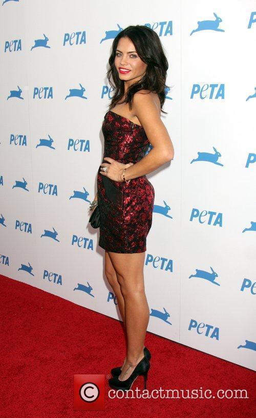 Jenna Dewan and Palladium 1
