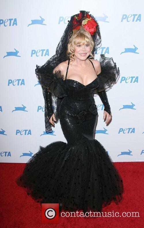 PETA's 30th Anniversary Gala and Humanitarian Awards held...
