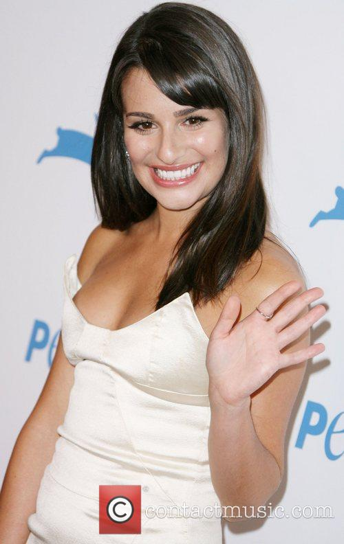 Lea Michele and Palladium 5