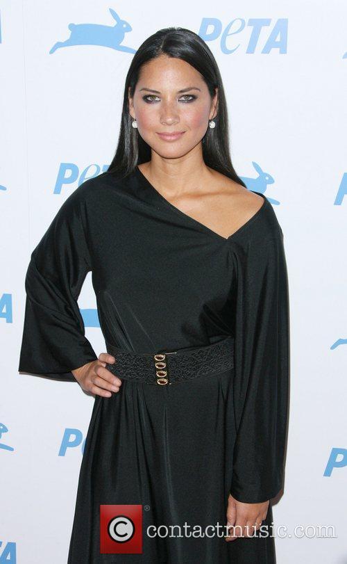 Olivia Munn and Palladium 2