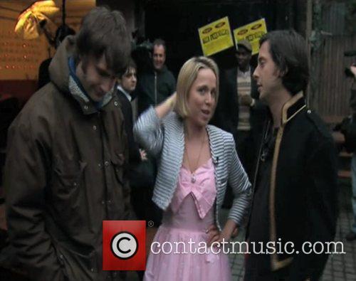 Ian Wright, Libertines, Pete Doherty and The Libertines 4