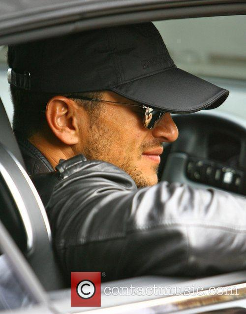 Peter Andre leaving home Sussex, England