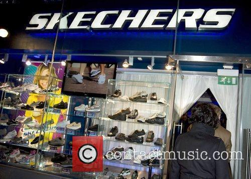 Peter Andre at 'Skechers Store Launch Party' in...