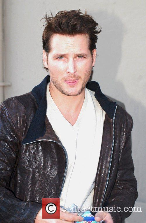 Peter Facinelli and Jimmy Kimmel 4