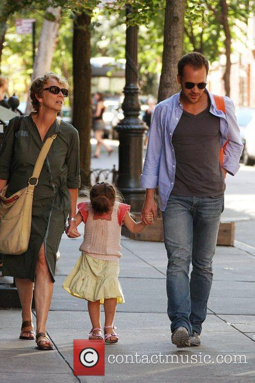 Peter Sarsgaard takes a stroll in the West...