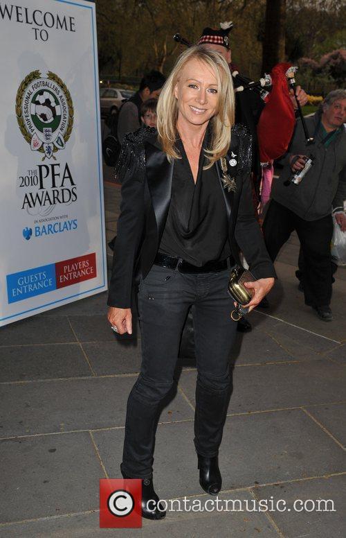 Karen Millen Professional Footballers' Association (PFA) Awards held...