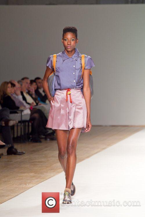Model Portugal Fashion Week Spring/Summer 2011 - TM...