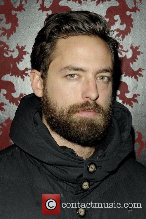 Josh Carter of American electronic rock band 'Phantogram'...