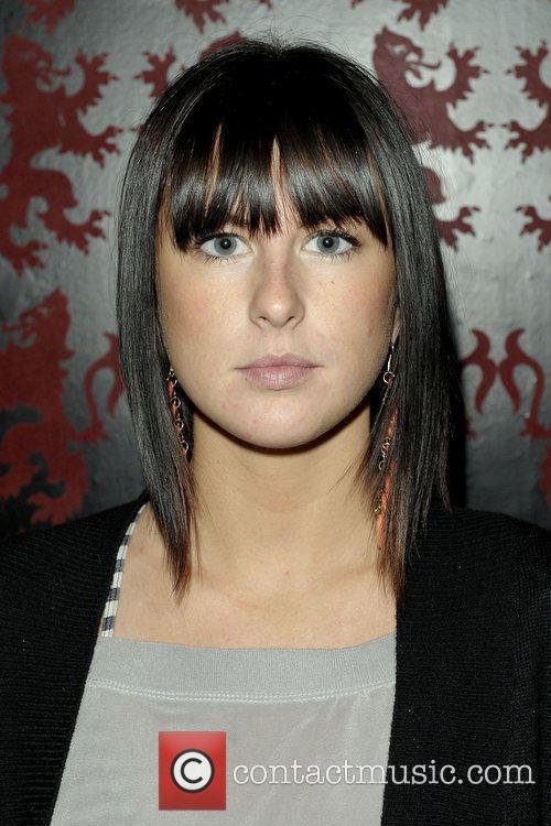Sarah Barthel of American electronic rock band 'Phantogram'...