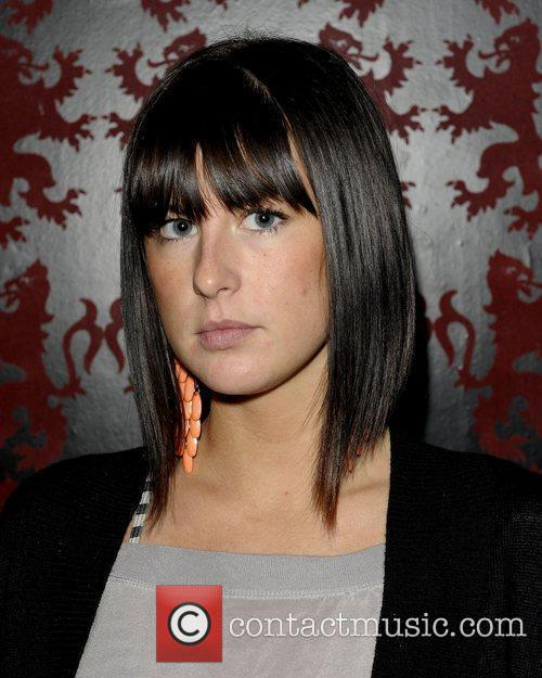 Sarah Barthel of American electronic rock band 'Phantogram'...