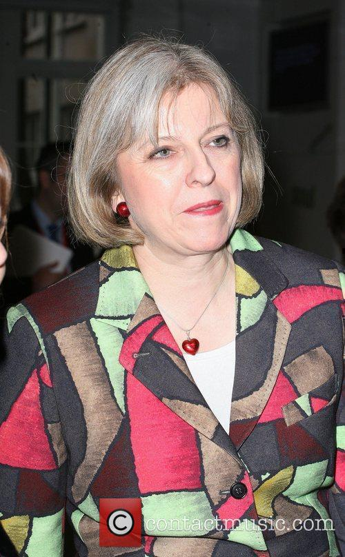 Home Secretary Theresa May 5