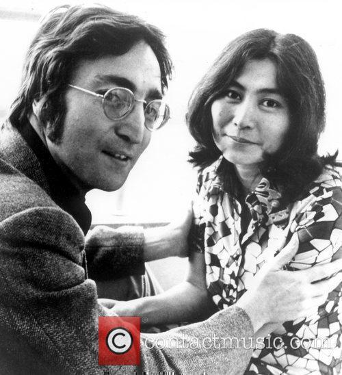 John Lennon and Yoko Ono 7