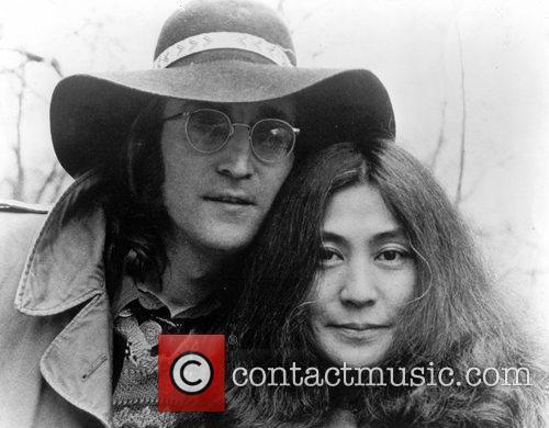John Lennon and Yoko Ono 9