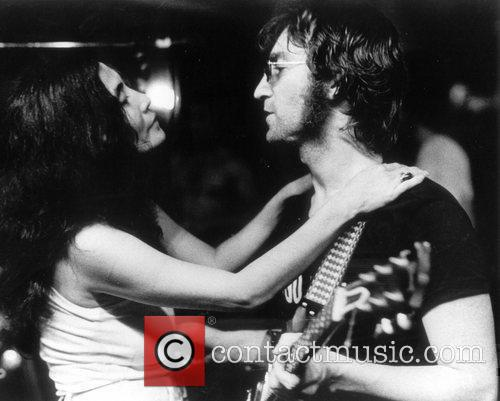 John Lennon and Yoko Ono 1
