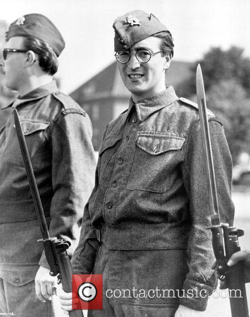 Richard Lester and John Lennon