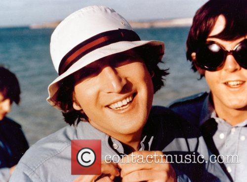 Richard Lester, John Lennon and Sir Paul Mccartney