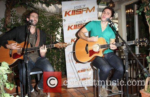 Kris Allen and guest KIIS FM's 7th Annual...
