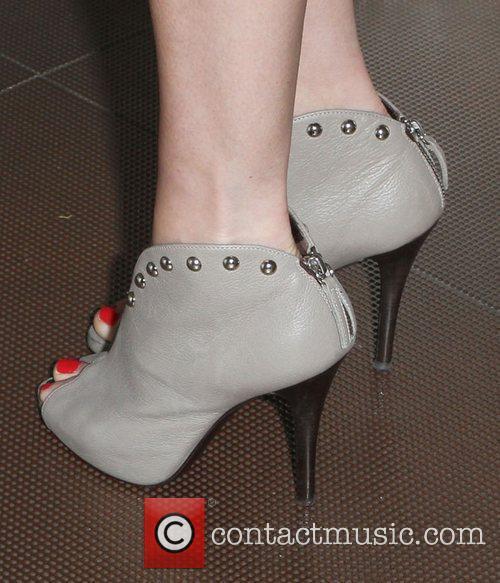 Whitney Port boots KIIS FM's 7th Annual Pick...